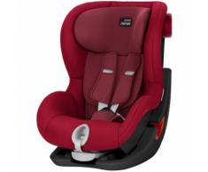 Siège auto Goupe 1 Britax King II Black Series Rouge