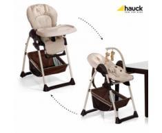 Chaise haute évolutive 2 en 1 Hauck Sit n Relax Bear