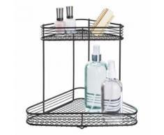 Étagère de coin pour salle de bain - Interdesign - Accessoires salles de bain et WC