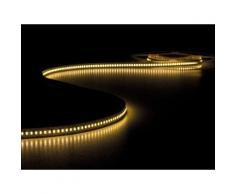 Flexible à led - blanc chaud 2700k - 1080 led - 5m - 24v velleman lq24n680ww27n - Appliques et spots