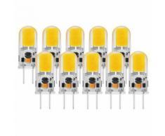 Sunix 10pcs Ampoules COB LED 5W GY6.35 Angle de Faisceau 360 Degrés Ampoule Projecteur Cristal LD881 - Équipements électriques pour luminaire