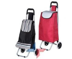 chariot caddie de course commission trolley a roulette a tirer - Manutention transports