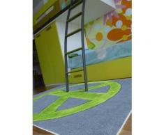 Tapis chambre PEACE AND LOVE Tapis Enfants par Papilio 120 x 170 cm - Tapis et paillasson