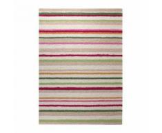 Tapis FUNNY STRIPES par Esprit Home motif Rayé Multicolore 70x140 - Tapis et paillasson