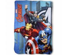 Plaid polaire Avengers couverture enfant Disney - Textile séjour