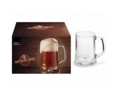 4 Verre A Biere Choppe 32 Cl Deco Vaisselle - Autres