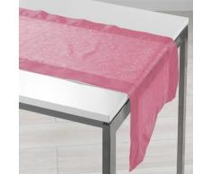 Chemin de table 40x140 ALLEGRIA ROSE - Autres