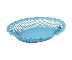 Corbeille pain vintage ovale bleu roger orfevre 724137 - Conservation