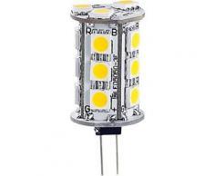 Ampoule 18 LED SMD G4 blanc froid - Ampoules à LEDs