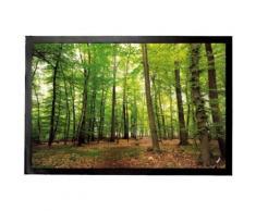 Forêts Paillasson Essuie-Pieds - Forêt Du Silence (40x60 cm) - Tapis et paillasson