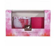 LE CHAT Coffret diffuseur de parfum Orchidée My Flower Box + 2 bougies - Autres