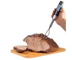 Fourchette thermomètre de cuisson kitchen artist - Accessoires appareil de cuisson