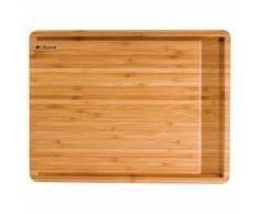 Guy degrenne 183340 moyenne planche à découper bambou 35 x 26,5 cm - Ustensiles