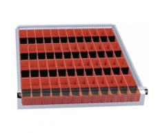 Composition Standard Casiers Heco HE115075C1 - Rangement de l'atelier