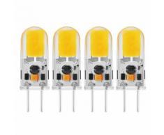 Sunix 4pcs Ampoules COB LED 5W GY6.35 Angle de Faisceau Ampoule Projecteur Cristal LD880 - Équipements électriques pour luminaire