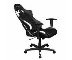 DXRacer OH/FD99/NW Siège Gaming pour Ordinateur Noir/Blanc - Sièges et fauteuils de bureau