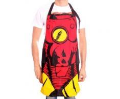 Tablier Marvel Iron man - Costume - Taille unique - Rouge - Autres