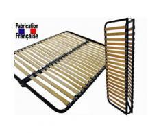 sommier pliable acheter sommiers pliables en ligne sur livingo. Black Bedroom Furniture Sets. Home Design Ideas