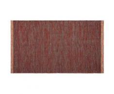 Tapis intérieur extérieur Kingscote abricot 150 x 90 cm - Tapis et paillasson