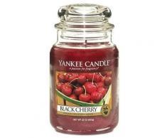 Yankee candles® - 1129749 - bougie parfumée - senteur black cherry - 22oz - Accessoires de rangement