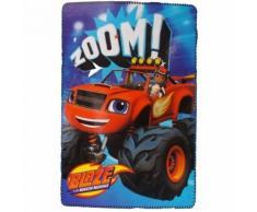Plaid polaire Blaze et les Monster Machines couverture enfant zoom - Textile séjour