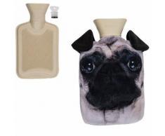 Bouillotte chien Carlin - Accessoires de bain
