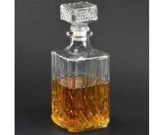 Carafe à Whisky - 900 ml - En Verre - nologie