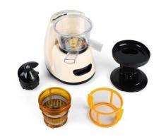 Klarstein Bella Morena Fruitpresso Centrifugeuse 70 t/min - Accessoires Petit-déjeuner / Expresso et cafetière