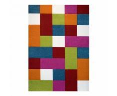 Tapis multicolore pour chambre d'enfant deeper - Tapis et paillasson