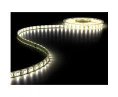 Flexible à led - blanc chaud 3500k - 300 led - 5m - 24v velleman lq24w230ww35n - Appliques et spots