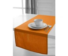 Today chemin de table 50x150 cm mandarine 257565 - Autres