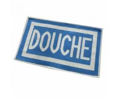 Tapis salle de bain imprimé Douche 50 x 80cm - Tapis et paillasson