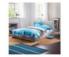 Tapis SIMPLE STRIPE par Esprit Home motif Rayé Bleu 80x150 - Tapis et paillasson