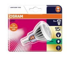 OSRAM AMPOULE LED PARATHOM SPOT R50 6W E14 VERT - Ampoules et câbles