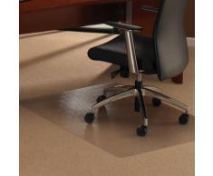 Tapis de sol (protection), 90 X 120 cm pour moquette - Accessoires siège et fauteuil de bureau