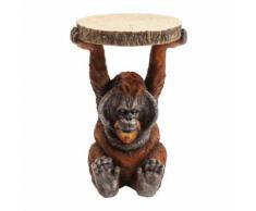 Table d appoint Animal Orang Outan Kare Design - Tables d'appoint