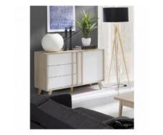 buffet, enfilade, bahut petit modèle malmo. meuble design type scandinavebuffet, enfilade, bahut petit modèle malmo. meuble design type scandinave - meuble tv