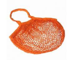 Sidebag - Sac Filet Coton Orange - Accessoires de rangement