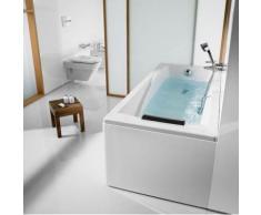 Baignoire Rectangulaire Hall Roca 1700X750 - Blanc - Installations salles de bain