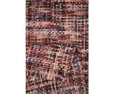 Tapis Purl de chez Esprit motif Uni/Degradé Violet 60x110 - Tapis et paillasson