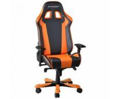 Siege king k06 noir/orange - Sièges et fauteuils de bureau