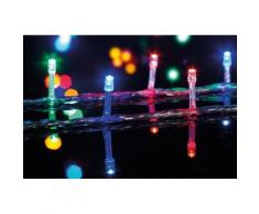 Guirlande intérieur - 20 LED - Multicouleur - Lampes