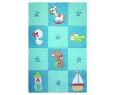 Tapis enfant rose Newborn par Smart Kids 130x190 - Tapis et paillasson