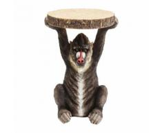 Table d appoint Animal Babouin Kare Design - Tables d'appoint