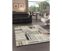 Tapis d'inspiration Berber MOROCCO CARRE Tapis Moderne par Unamourdetapis 200 x 290 cm - Tapis et paillasson