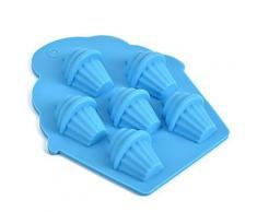 Alpexe Moule de Cuisson PHARE 3D Pour Gâteau Pour Cookie Pour Tarte Silikon Ecologique - Ustensiles
