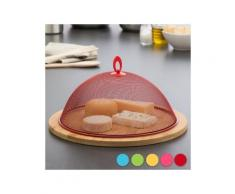 Cloche à Fromage en Grillage Métallique - vaisselle
