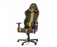 Siege racing r9 noir/jaune - Sièges et fauteuils de bureau
