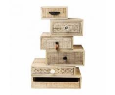 Chiffonnier Puro set de 6 Kare Design - Commodes