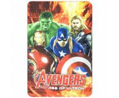 Plaid polaire Avengers couverture enfant Disney mod1 - Textile séjour